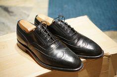 Johnston & Murphy Conley Ii Wingtip Aristocraft Size 9 $81 - Grailed