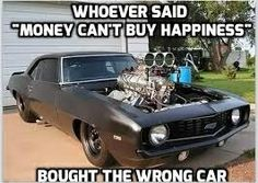 The ability and stature of United states muscle cars has usually fueled debate among vehicle enthusiasts. See why these types of awesome muscle car memes throw gas on the particular fire! Funny Car Memes, Car Humor, Car Guy Memes, Driving Humor, Hilarious, Best Muscle Cars, American Muscle Cars, Classic Car Show, Classic Cars