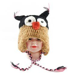 Animal Beanie for Kid !