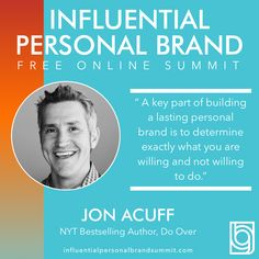 Building A Personal Brand, Radio Personality, Brand Strategist, Keynote Speakers, Instagram Influencer, Wall Street Journal, Personal Branding, Bestselling Author, Dave Ramsey