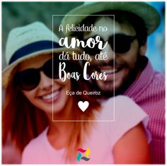 Hoje o amor está no ar! Que o dia seja cheio de beijinhos, carinhos e de muito amor ao lado de quem nos faz feliz.  #FelizDiadosNamorados