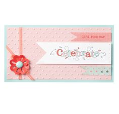 Stampin' Up outline occasions.