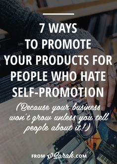 One of the biggest issuesI see online, is that people still aren't sure if they should betweeting/pinning/promoting theirown stuff and they don't know how often to do it. Well, here's the deal. If you, A) want to build a business and B) want to make mo