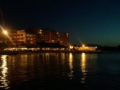 Cozumel at night. Great Christmas vacation