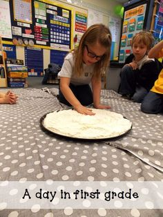 Making Moon craters- a fun, engaging, science experiment!