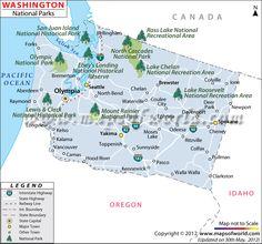 14 best #usa national parks images on Pinterest | National parks map ...