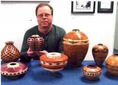 Jim Curlee: artistic bowls from segmented turning