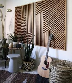 Geometric Wood Wall Art Find Great Art Gallery Deals - Geometric Wood Wall Art Overstock Your Online Wood Wall Art Store Get In Rewards With Club O Earn Rewards On Every Purchase Start Your Free Trial Designart Black And White Labyri Wooden Wall Art, Wooden Walls, Wood Art, Wood Wood, Painted Wood, Diy Wood, Wood Crafts, Decor Interior Design, Interior Decorating