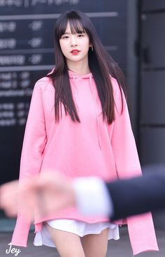 WJSN ♡ SeolA 설아 (Kim Hyunjung 김현정) 떨아야 170330