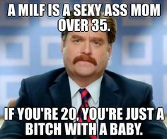 true definition of milf