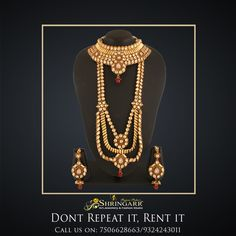 Our Antique Vilandi - Jewellery Set, is a perfect Bridal Set for you this wedding season. Matching Bajuband, Hathphool, Damini & Maang Tikka will be provided.  SKU Code - K994 MRP - Rs. 8850  Rent - Rs. 1970  #RentFashion #AntiqueJewellery #JewelleryOnRent #Jewellery #SriShringarRentsIt #BridesOfIndia #India #Mumbai #VileParleEast #Brides #IndianWeddings #Weddings #BridesMaids #RentJewllery #SummerJewellery #RentIt #Rent #Fashion #BridalLook #BridalAttire #AntiqueVilandi #Vilandi
