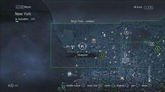 Assassin's Creed Rogue Blackbeard Sails Blueprint