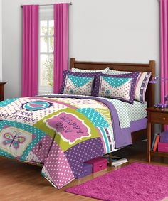 Happy Days Comforter Set | Daily deals for moms, babies and kids
