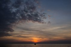 Lonely Boat - Phu Quoc - Vietnam