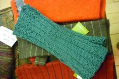 Knit: Simple Arm Warmers