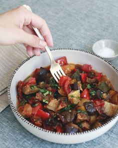Recipe: Slow-Cooker Ratatouille — The Summer Slow Cooker