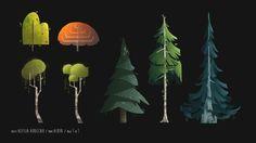 Kuvahaun tulos haulle tree concept art