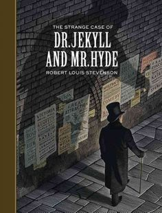 The Strange Case of Dr. Jekyll and Mr. Hyde by Robert Louis Stevenson #LVCCLD