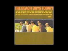 "Today, 1-11 in 1965: The Beach Boys record , ""Do You Wanna Dance"" at Western Studios in Hollywood, Cali. The song will be a hit single and appear on their 1965 LP -Today.'"