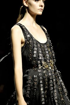 Lanvin | Spring 2011 Ready-to-Wear Collection | Style.com