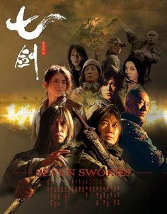 Donnie Yen and Leon Lai - Seven Swords                                                                                                                                                                                 More