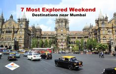 7 Most Explored Weekend Destinations near Mumbai  know more destination & holiday packages visit : http://www.indiafly.com/ #destination #holidaypackages #tourpackage #WeekendDestinations #mumbaitour #mumbaiholiday