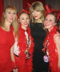 Taylor Swift Club Red London #club #red #taylor #swift