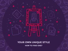 Dribbble - How to find your own icon style? by Justas Galaburda