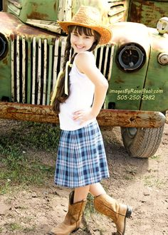 Cowgirl Ready
