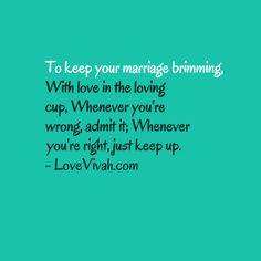 Happy #marriage quote.