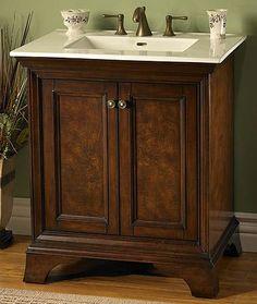 Fairmont Designs Newhaven Vanity :: Bath Vanity from Home & Stone House Bathroom, Vanity Decor, 30 Vanity, Vanity, Pretty Bathrooms, Stylish Bathroom, Restroom Design, Kid Bathroom Decor, Bathroom Vanity Decor