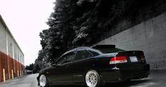 Slammed 2000 Civic Ex 2000 Honda Civic, Honda Civic Coupe, Slammed Cars, Jdm Cars, Classic Japanese Cars, Classic Cars, Civic Jdm, Japan Cars, Honda Accord