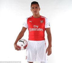 Alexis Sanchez (CHI) - From FC Barcelona (ESP) to Arsenal (ENG) - 2014