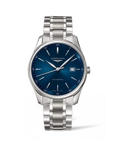 The Longines Master Collection 42mm Blue Dial Automatic