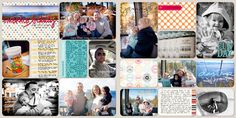Really lovin' Lindsay Teague Moreno's digital project life  <3