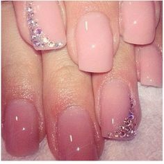 Be Jewelled  #♛ #NailTrends