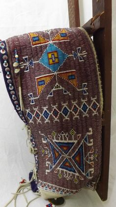 Fully Beaded Lakota Cradle Board by Douglas Fast Horse