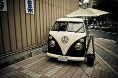 vw coffee shop . hiroshima