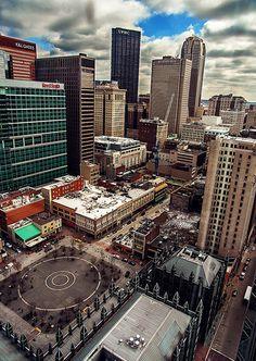 Market Square #Pittsburgh #PA #Pennsylvania #USA #Market #Square