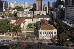 Café do Museu Mineiro e Arquivo Público Mineiro - MACh Arquitetos