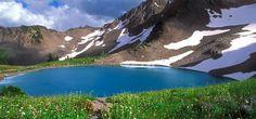 High Divide Loop/ 7 Lakes Basin