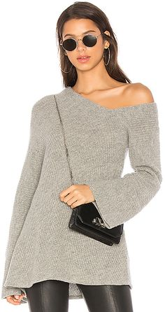 A.L.C. Charly Sweater in Gray. - size S (also in XS)