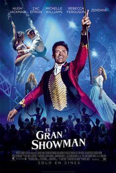 Póster de El gran showman (The Greatest Showman)