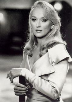Meryl Streep...Death Becomes Her...very funny film