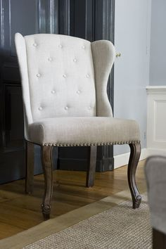 Keith Dining Chair, Riviera Maison