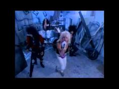 """Smokin' in the Boys Room"" (Official Music Video) ~ Motley Crue (brings back SOOOOO many memories ... LOVE this song !!!)"