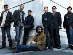 Round here (rare acoustic) - Counting Crows