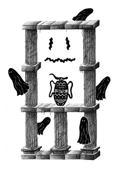 Ghost Sanctuary - benito leray