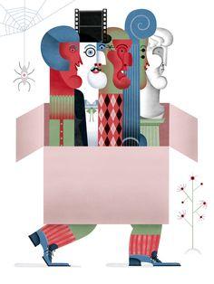 Maria Corte Illustration