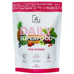 SUPERFOOD POWDER FOR WOMEN (4-8 weeks)